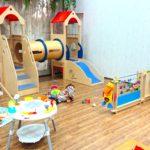 DADWAYのプレイスタジオが楽しかった!0歳児でも安心!