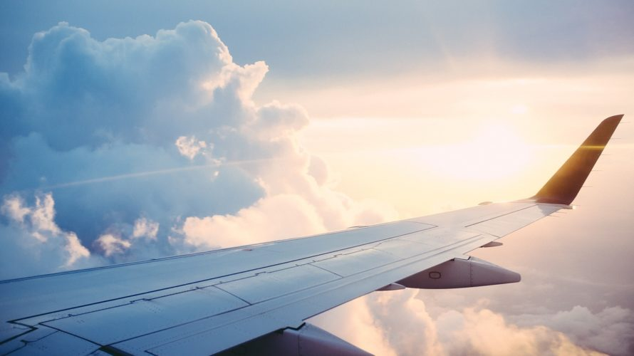 妻の育休慰労!0歳児連れで飛行機での家族旅行!